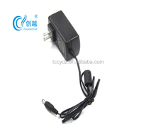 UK/USA/EU/AU ac/dc 12v switching power supply 2a 12v ac adapter with CE FCC RoHS