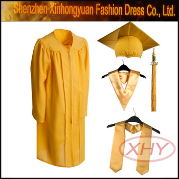 Graduation Gown Pattern | Family Clothes