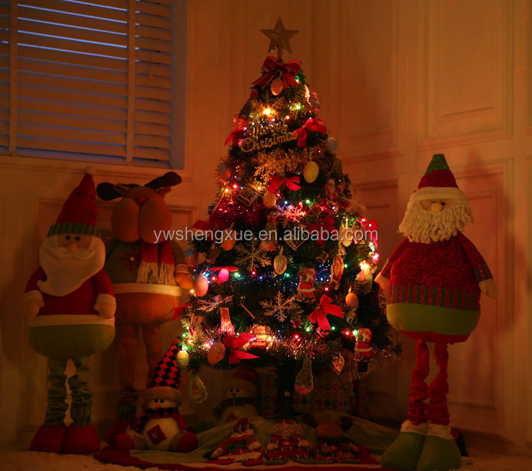120cm-210cm-300cm mountain king artificial christmas tree