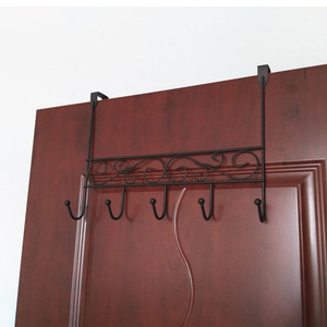 Wholesale Door Wall Hanging Metal Clothes Hook