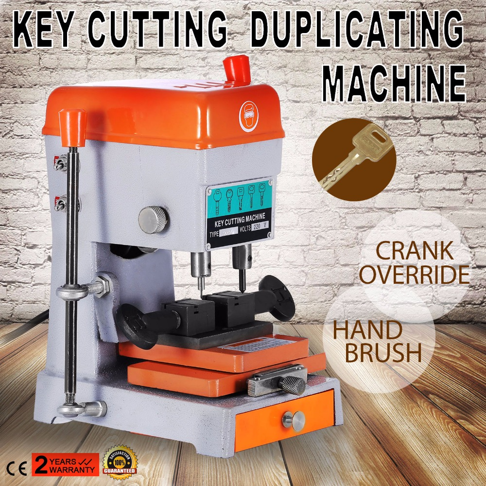 KEY DUPLICATOR CUTTING MACHINE US STOCK AUTOMATIC 20 INCHS BARGAIN SALE GREAT