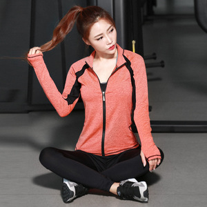 Training jogging suits wholesale leggings for women yoga pants fitness tracksuit set