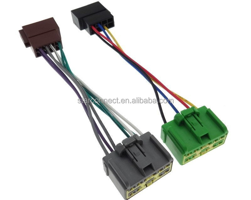 [SCHEMATICS_4FR]  12 Pin Male Female Iso Cable Radio Connector Plug Wiring Harness - Buy 12  Pin Male Female Iso Cable Wiring Harness,12 Pin Female Auto Wiring Harness,12  Pin Radio Wire Harness Product on Alibaba.com | 12 Pin Wiring Harness Connectors Plug |  | Alibaba.com