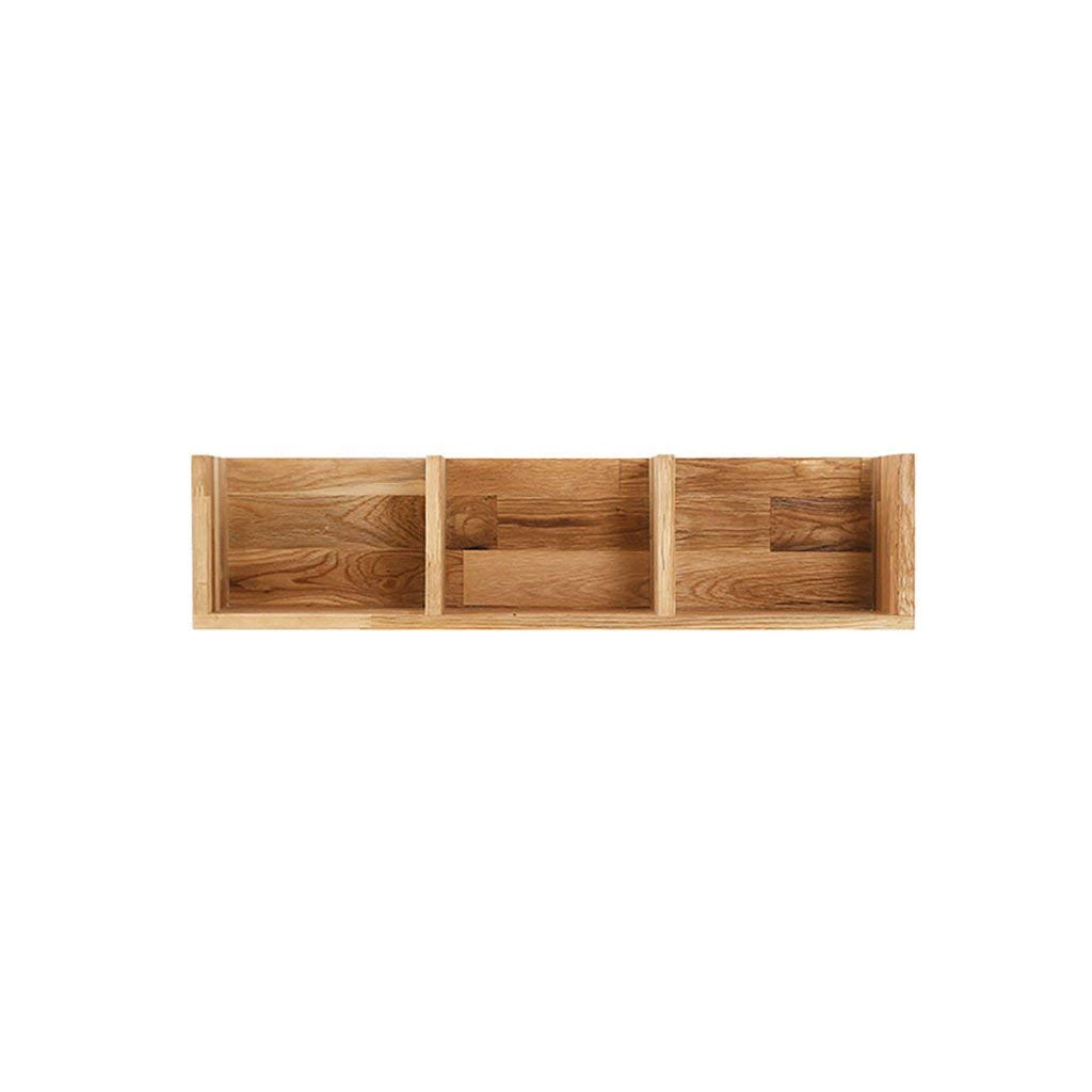 Gspsgj Wall Racks, Living Room Solid Wood Wall Frame, partitions Solid Wood Shelves, Creative Shelves