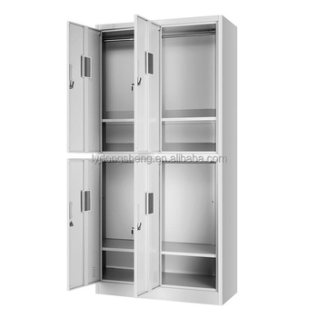 Single Compartment House Used Metal Cabinets
