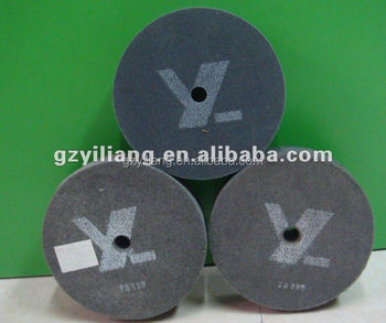 non woven hair wire drawing grinding wheel