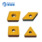 CNC tool indexable carbide milling machine cutter insert