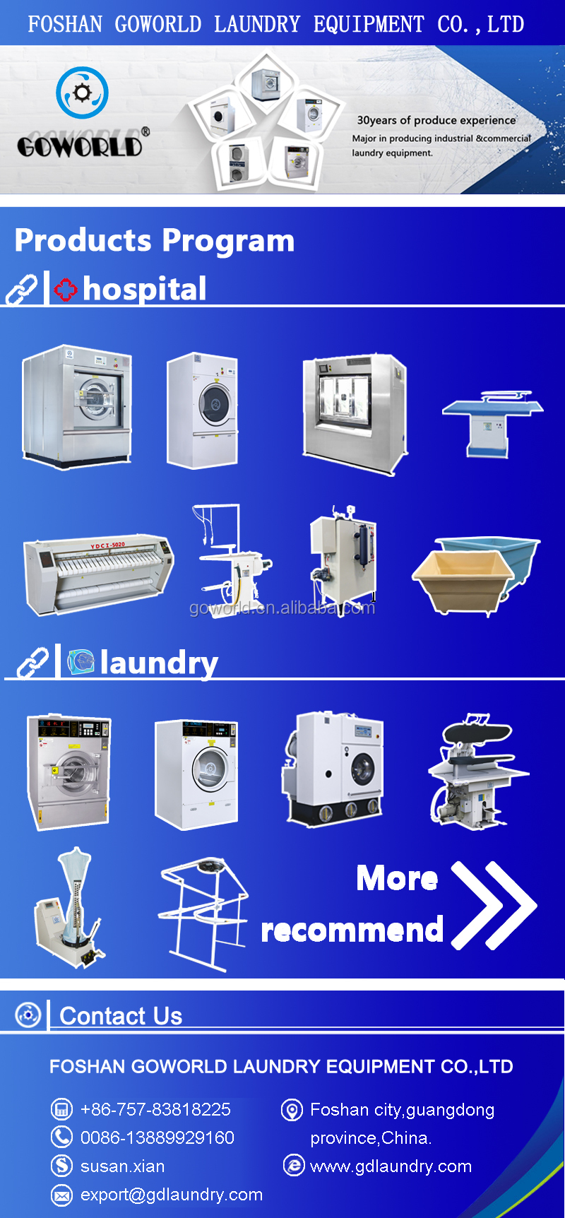25kg  hospital washing machine,washer extractor