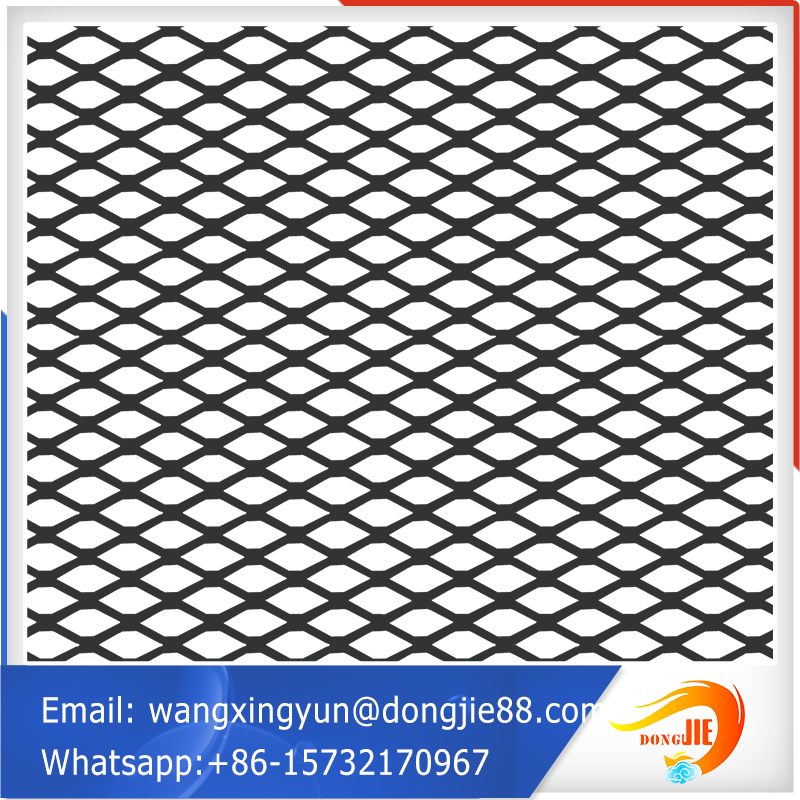 attractive appearance aluminum filter mesh/bio plastic air filter mesh