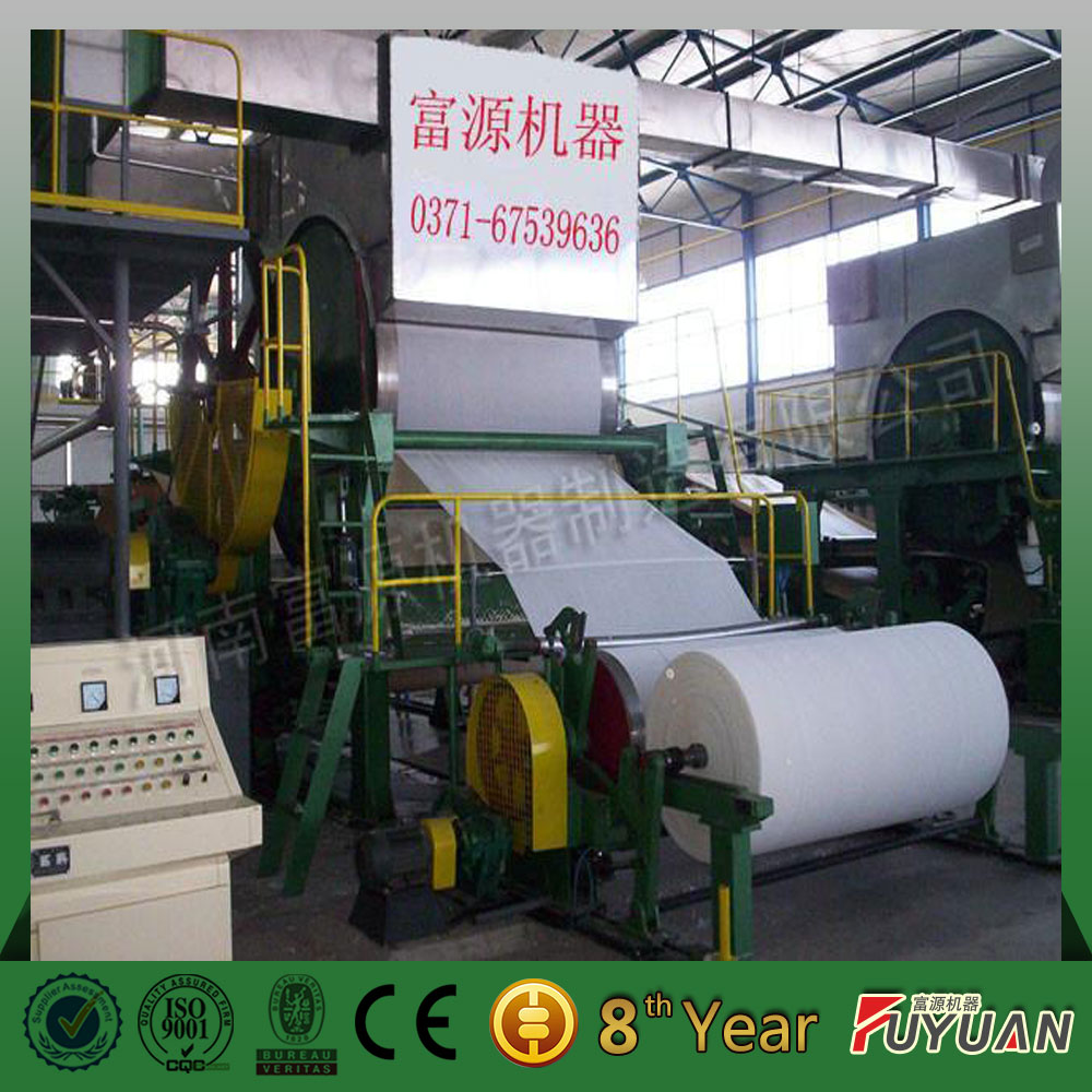 engineer available seas waste paper recycling machine for home use to make toilet tissue paper roll,toilet paper factory
