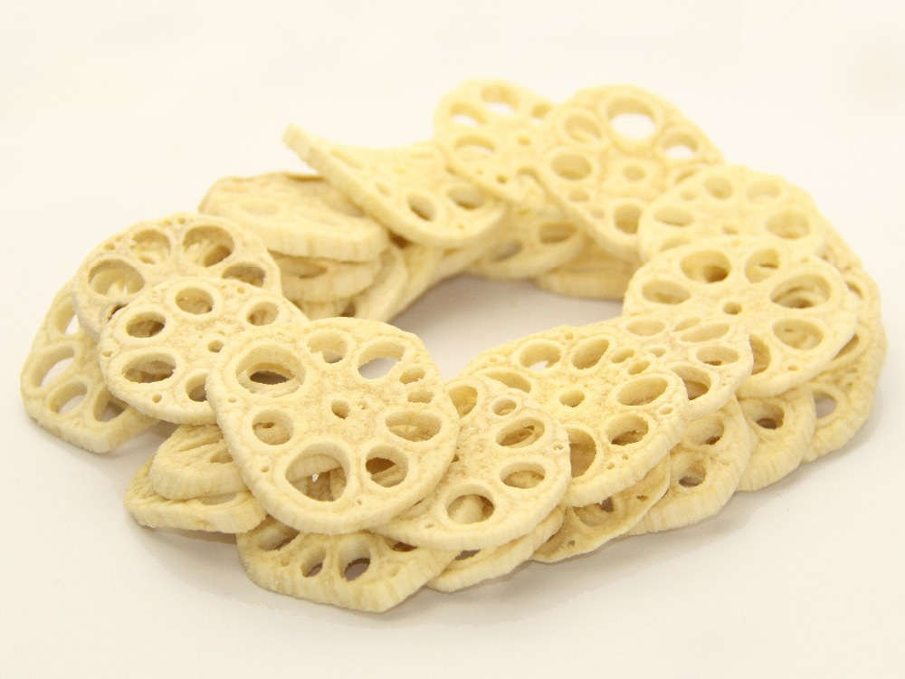 how to eat pickled lotus root
