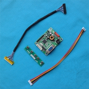 Lvds cable 20 pin lcd display for pos systems machine