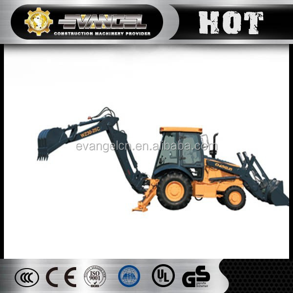 Original parts micro Backhoe loader ,backhoe loader breaker hammer