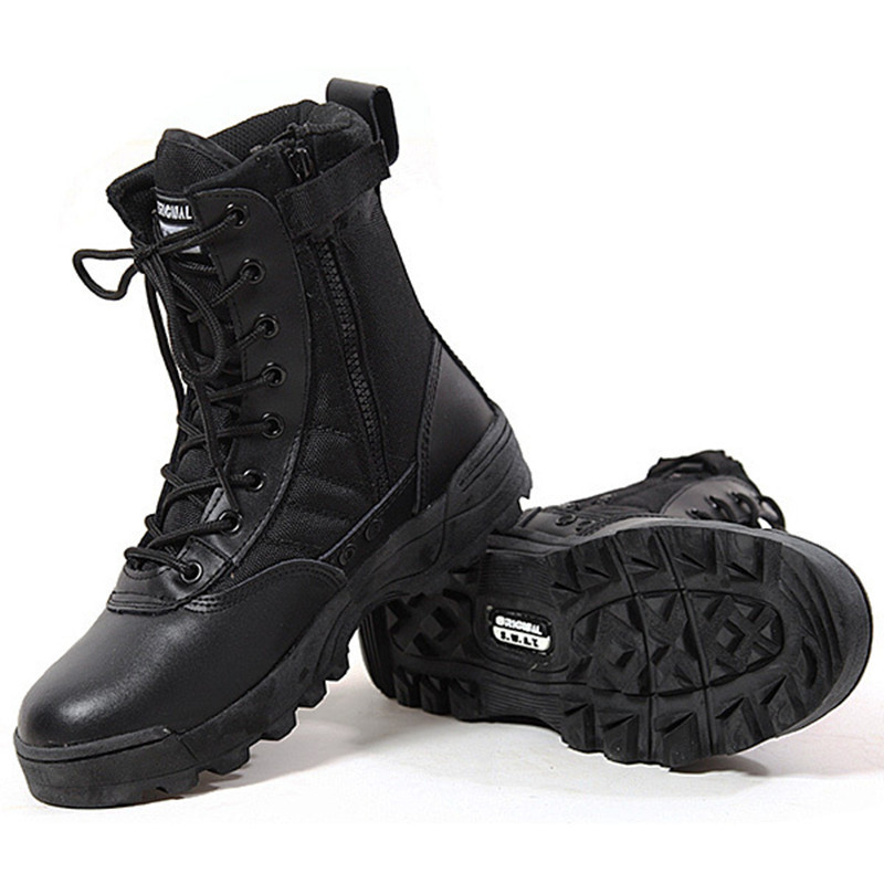 Leather Original Swat Shoes