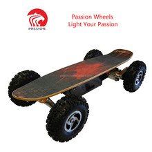 Fast boosted electric skateboard 800w kit 4 wheels offroad