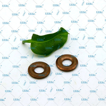 E1022016 denso injector nozzle Copper Washer and diesel cr injection Gasket Shims 5 pieces/ bag