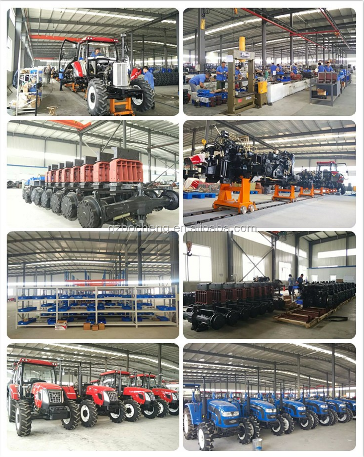 Chinese Supplier Direct Chinese Small Farm Tractors With Tractor ...