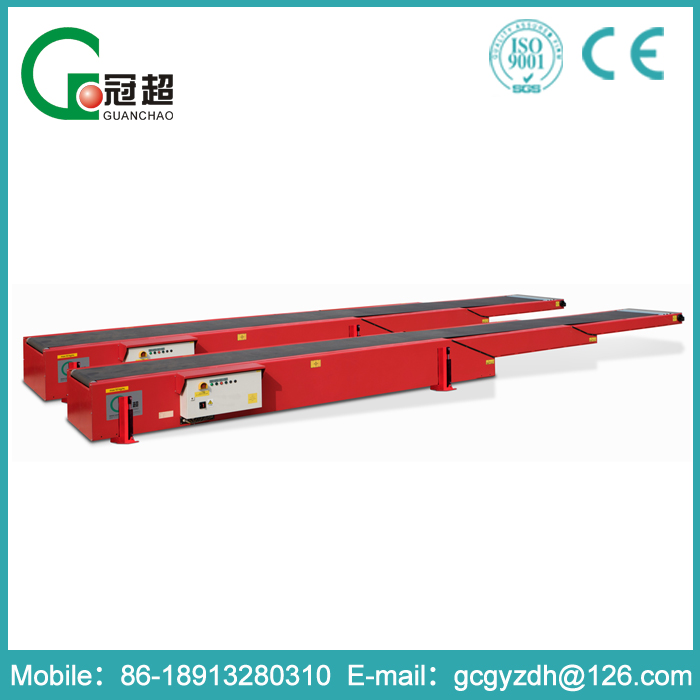 GUANCHAO-10years Experience professional design flexible conveyor belt