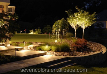 Decoration Outdoor Courtyard Rgb Led