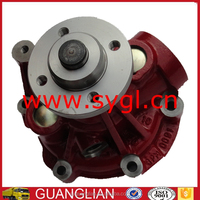 Shiyan auto parts 02931946 water pump for diesel engine 2012