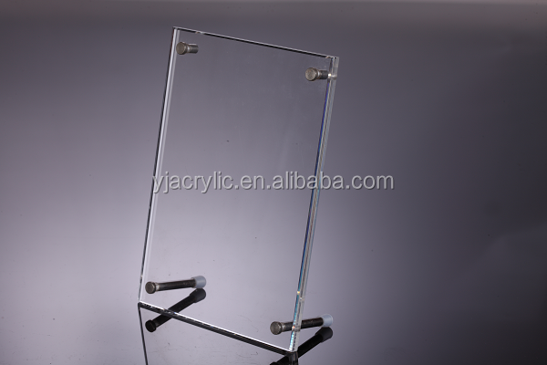 acrylic picture frame holder stand display acrylic picture frame holder stand display suppliers and manufacturers at alibabacom