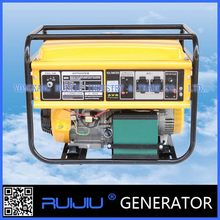 Popular cheap Single-cylinder, air-cooled, 4 stroke, OHV robin gasoline generator for sale