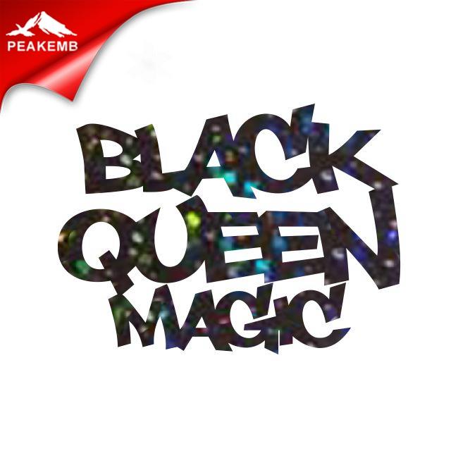 Custom Heat Transfer Printing Vinyl Heat Transfers Black Queen For Clothing  - Buy Heat Transfer Printing,Heat Transfer Vinyl,Black Queen Product on