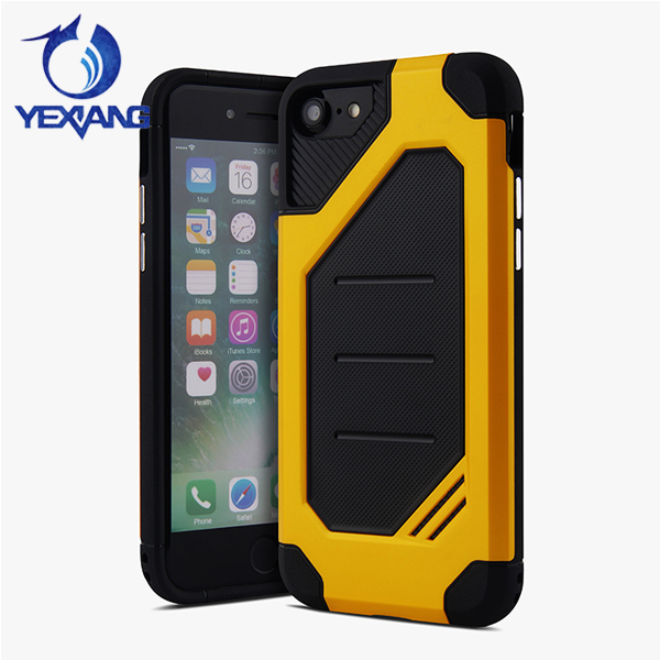 best cheap 483f9 437ca New Super Bumblebee Design 2 In 1 Dual Layer Phone Case Slim Armor Case For  Iphone 7 Shockproof Case - Buy For Iphone 7 Shockproof Case,Armor Case For  ...