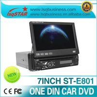 single din car DVD with GPS, bluetooth, radio, RDS, TV, SD, USB ...