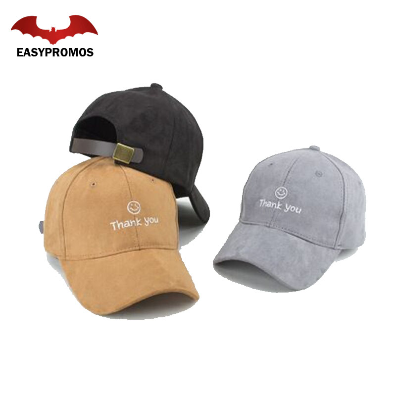 81509a53a40 6 Panel Custom Embroidery Logo Suede Dad Hats Caps - Buy Suede Dad ...