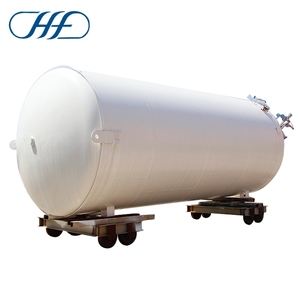 Hydrogen High Pressure Liquid Oxygen Gas Stainless Steel Cryogenic Storage Tank
