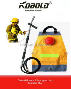 Forest firefighting Water Backpack manual pump for forest and spot firefighting