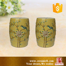 Ceramic Garden Stool, Ceramic Garden Stool Suppliers And Manufacturers At  Alibaba.com