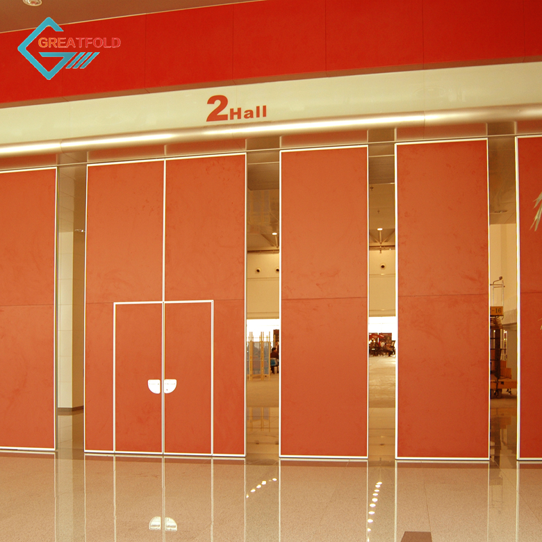 Foshan 2019 New Removable Office Wall Partitions Design Office Full Height Glass Wall Partition With Good Soundproof Quality