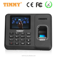 TIMMY factory directly sell fingerprint time attendance device for employees management (TM1800)