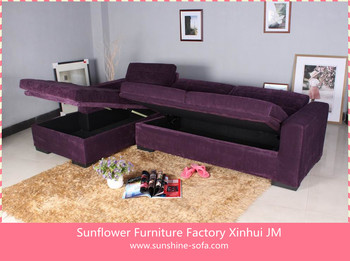 Modern Exclusive Metal Corner Sofa Cum Bed With Storage Buy