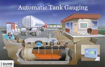 Automatic Tank Gauge Gas Station Level Measurement