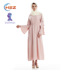 Zakiyyah 7006 Muslimah Fashion Simple Long Fancy Dress