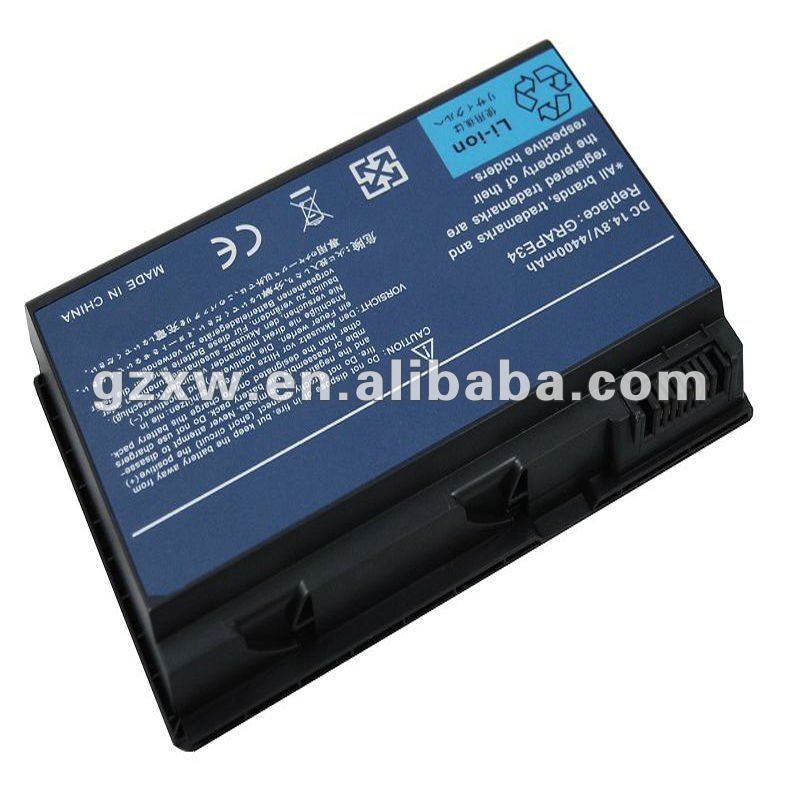 For Acer Extensa 5210 5220 5620Z 5720 5630 7220 7620 TM00751 laptop battery