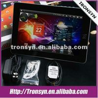 Best 10 inch cheap tablet pc android 2 with WiFi and Capacitive Screen