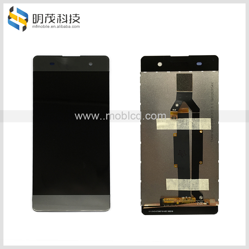 2017 most popular original new lcd for sony xa with best quality and low price