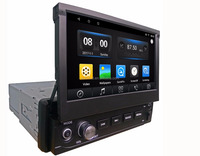 Single Din Car Android GPS Navigation Radio Audio Video Multimedia System