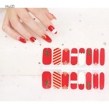 Hot sale Shanghai Huizi Non-toxic Christmas Nail Polish Stickers ...