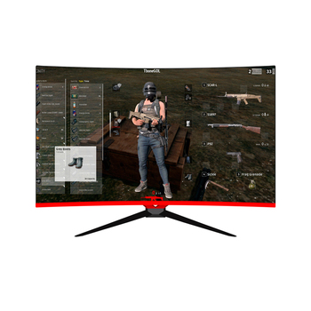 Hot item Ultra wide FHD 32 inch led curved gaming monitor 144hz 2k 32''