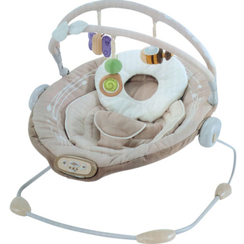 5ca5a2b4b Safety Electric Baby Rocking Chair Vibrating Baby Bouncer With Music