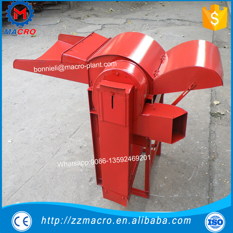2017 best price bean threshing machine high quality rice/wheat thresher