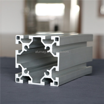 New product aluminum extrusion shapes large for sale