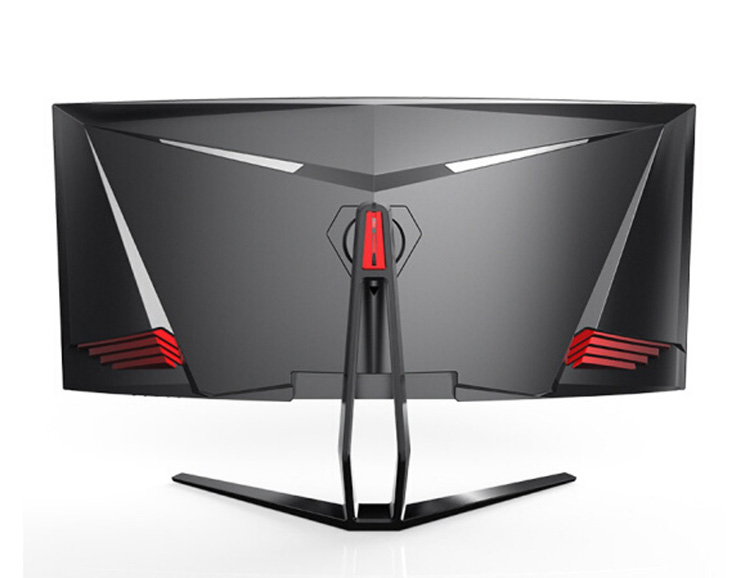 Full view 178 degree 35 inch 4K curved gaming monitor