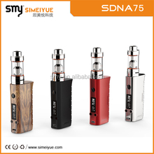 SMY vape mods china supplier dna75 vs dna200 new business meth vaporizer,e-cigarette/