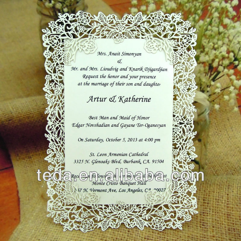 Wedding Invitation Cards Models Wedding Invitation Cards Models – Pictures of Wedding Invitations Cards